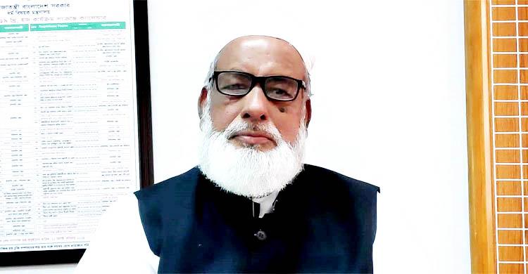 ধর্ম প্রতিমন্ত্রী এডভোকেট শেখ মোহাম্মদ আবদুল্লাহর দাফন গোপালগঞ্জে